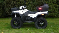 $$$ LOOKING TO BUY A LOW KM 700-1000cc ATV 4x4  $$