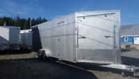 Save Hundreds on Drivein/out Alum. Snowmobile Trailers. Saint John New Brunswick Preview