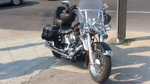 Harley softil héritage