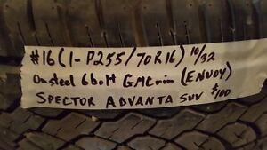 1-P255/70 R16 Spector Advanta SUV(Ad#16)