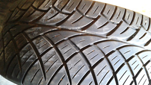 **REDUCED PRICE** Brand new summer tires for sale 285/50R20