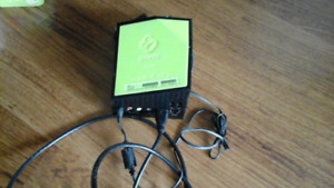 Boxee box with HDMI cable