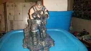Gears of War 3 statue!