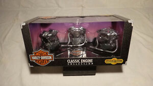 Harley Davidson Diecast Classic Engine Collection