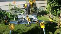 10 miter saw and stand