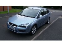 2006 Ford Focus 1.6 Zetec Climate Edition