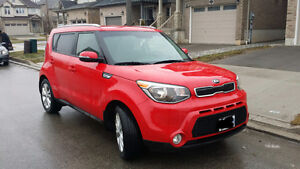 2014 Kia Soul ex model, one owner.. 46 KM