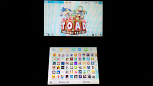 Nintendo 3DS/2DS Modding + 20 Digital Titles