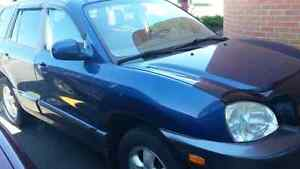 2006 Hyndai santa fe automatic Runs good $2900