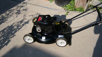 Lawn Mower For Sale - Almost New Condition