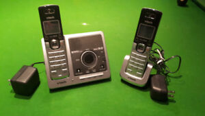 Vtech and Uniden Cordless Telephone sets