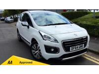 2015 Peugeot 3008 1.6 HDi Active 5dr Manual Diesel Estate