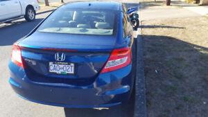2012 Honda Civic Coupe (2 door)