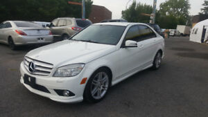 2010 MERCEDES C300 AWD FULLY LOADED
