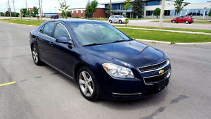 SOLD. 2011 Chevrolet Malibu LT Sedan 4 Cylinder Only 110K!