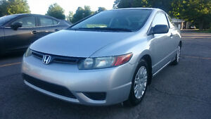 2006 HONDA CIVIC DX-G **A/C** 135000KM**1AN GARANTI