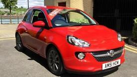 2015 Vauxhall Adam 1.2i Jam 3dr Manual Petrol Hatchback