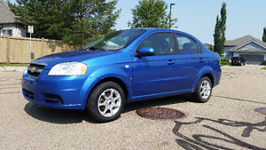 2007 Chevrolet Aveo LS Sedan 5spd