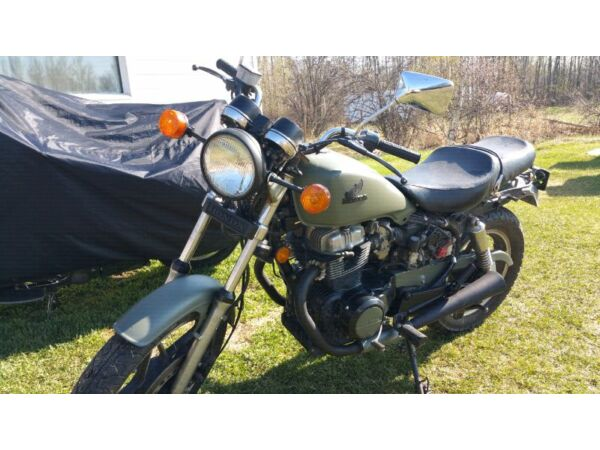 Used 1983 Honda Nighthawk