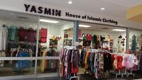 MUSLIM WOMEN AND FAMILY SPECIALTY CLOTHING