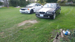 2001 BMW 330ci Package Deal