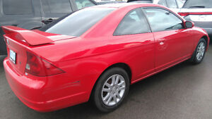 2001 Honda Civic Si Coupe - IMMACULATE CONDITION