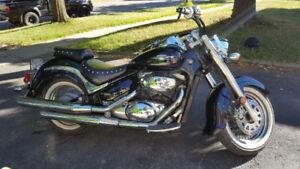 Selling my *MINT* 2007 Suzuki Boulevard C50T ONLY 10750KM!