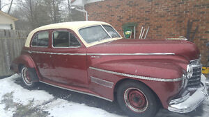 Beautiful oldsmobile for sale or trade for a boat