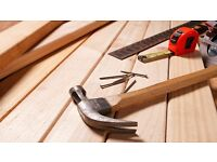 **CARPENTER / JOINER SERVICE** AVAILABLE IN CAMBRIDGESHIRE AREA!