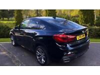2015 BMW X6 xDrive40d M Sport 5dr Step - P Automatic Diesel Estate
