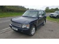 2004 Land Rover Range Rover 4.4 V8 Vogue 5dr