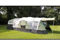 SunnCamp Holiday 550S trailer tent