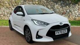 image for 2021 Toyota YARIS HATCHBACK 1.5 Hybrid Design 5dr CVT Auto Hatchback Petrol/Elec