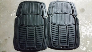 rubbermaid car mats