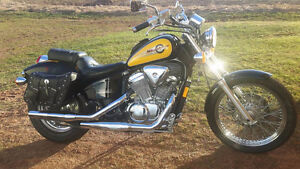 1997 honda shadow 600cc  financing available
