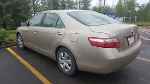 "2007 Toyota Camry ""82000"" Kms ONLY"