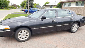 2006 Lincoln Town Car Executive L Series Propane Installed
