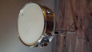 Carl Palmers snare