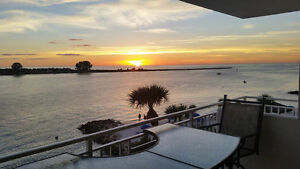 Clearwater Beachfront Condo-Available March & April 2017