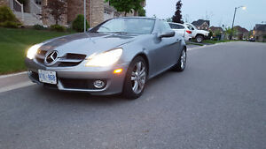 2009 Mercedes-Benz SLK 350 Convertible