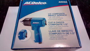 ACDELCO 1/2DR COMPOSITE AIR IMPACT WRENCH