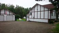 Country Living 3 km from Moncton city limits (3.78 acres)