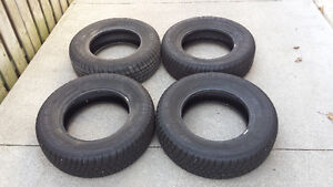 Winter (Snowflake) Tires 235-70R-16 Barum Polaris 3 4x4