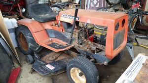 Hotrod Lawn Mower Project - Heavy duty frame