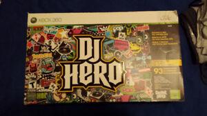 Xbox 360 Games - DJ Hero and More