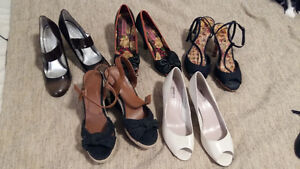 Shoes - All Size 8-9, $5.00 Each Pair