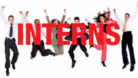 START UP COMPANY LOOKING FOR INTERNS