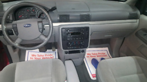 CLEAN TITLE AND SAFETIED 2004 FORD FREESTAR SPORT