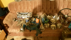 Vintage and now 60s ford parts