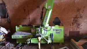 Schulte 9600 Snow Blower for sale
